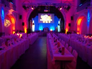 Veranstaltungstechnik Gala